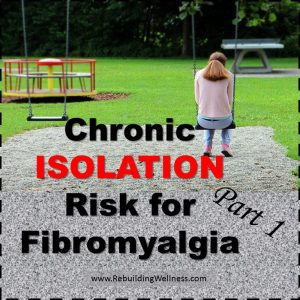 Chronic Isolation Risk Fibro - 1