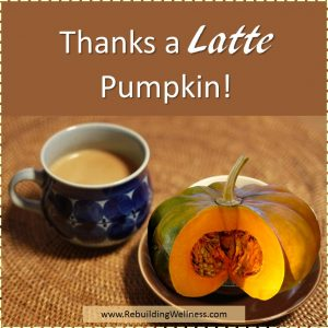 Latte Pumpkin Recipe
