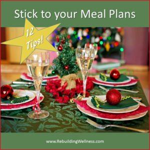 12 Tips Stick to Your Fibromyalgia Meal Plan