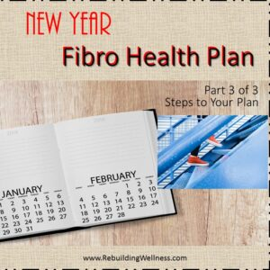 New Year Fibro Health Plan Steps 3