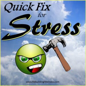 Quick Fix Stress - Breathe